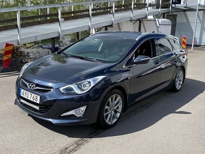 begagnad Hyundai i40 1.7 CRDi Business Edition Kombi