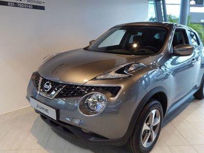 begagnad Nissan Juke 1,6L 110 XTRONIC N-CONNECTA 2WD MY18