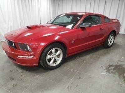 begagnad Ford Mustang GT 4.6 V8 Automat 304hk