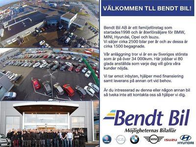 begagnad BMW 520 d Touring/ Navigation/Värmare/Drag -15
