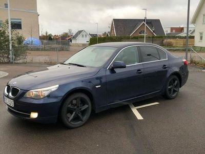 begagnad BMW 520 d facelift