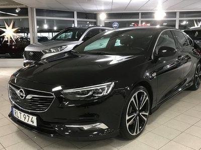 begagnad Opel Insignia Grand Sport Värmare, 4x4, Automat, Drag, 260hk