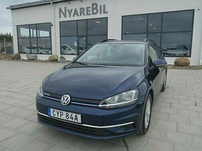 begagnad VW Golf 1.5 TGI CNG GAS Bensin DSG Aut Sportscombi 2020, Kombi Pris 209 900 kr