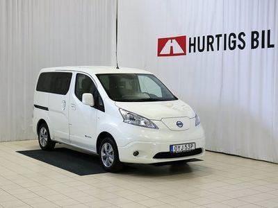 brugt Nissan Evalia Premium 40 kWh 5-Sits 100% EL