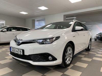 begagnad Toyota Auris Touring Sports Hybrid 1.8 VVT-i