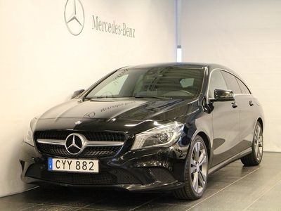 begagnad Mercedes CLA220 Shooting Brake d 4M 4MATIC