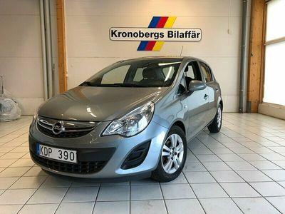 begagnad Opel Corsa 5-dörrar 1.3 CDTI ecoFLEX 95hk