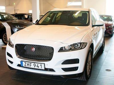 begagnad Jaguar F-Pace Signature FE D180 RWD Aut