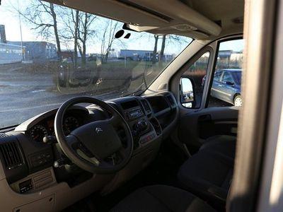 begagnad Citroën Jumper III 2.2 HDI skåp 120hk L2H2 11 -10