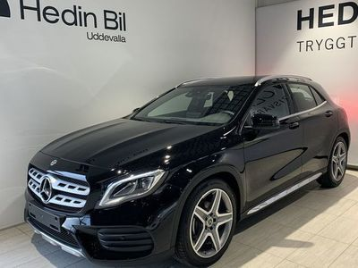 begagnad Mercedes GLA180 180/AMG Line/DEMO