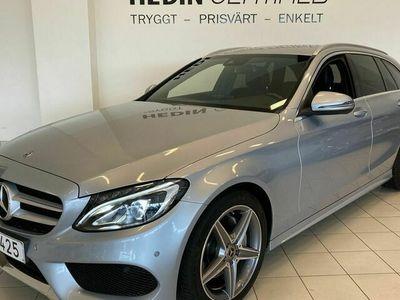 begagnad Mercedes 220 - Benz C - KLASSAMG Sport 9G - Tronic
