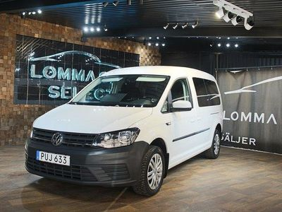 begagnad VW Caddy Maxi Life 1.4 TSI 7-SITS DRA 2017, Minibuss 199 900 kr