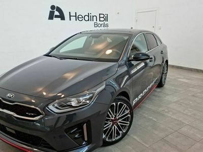 begagnad Kia pro_cee'd GT 1.6 T - GDI DCT PANORAMA