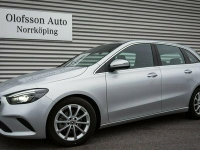 begagnad Mercedes B180 B BenzProgressive Line 2019, Halvkombi 249 500 kr