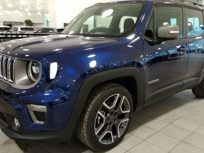 begagnad Jeep Renegade 1.0 GSE T3 120CV S&S LIMITED FWD MY19