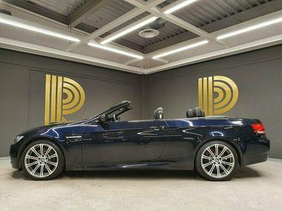 begagnad BMW M3 Cabriolet Convertible Drivelogic Skinn Navi 2008, 299 900 kr