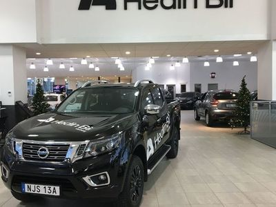 begagnad Nissan Navara DOUBLE CAB 2.3 DCI 190HP AT TEKNA