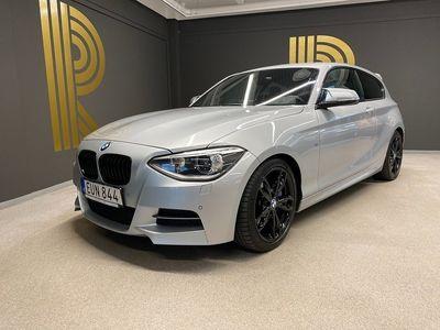 begagnad BMW M135 i 3dr, F21 (320hk) Advantage Plus, Comfort