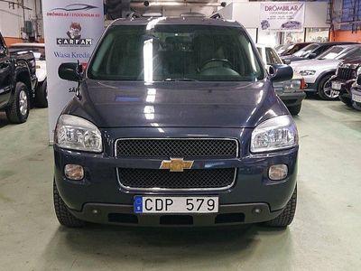 begagnad Chevrolet Uplander 3.9 V6 DRAG/SKINN/7-sits 2