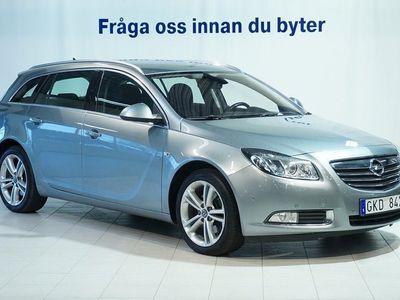 begagnad Opel Insignia Sports Tourer 2.0 CDTI Drag 4x4