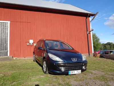 begagnad Peugeot 307 SW 1.6 HDi 109hk*Besik*finans*går