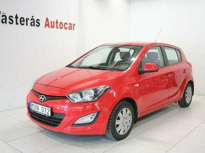 begagnad Hyundai i20 5-dörrar 1.2 1000 Mil 86hk