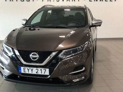 begagnad Nissan Qashqai 1.3 Bensin TEKNA+ Manuell 140hk