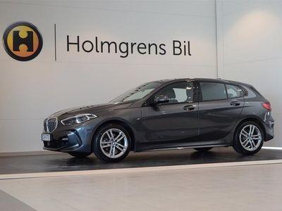 begagnad BMW 118 i 5dr M-Sport - Automat F40 (140hk)