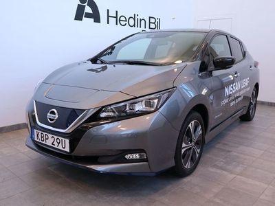 begagnad Nissan Leaf E+ // 62 KWH // TEKNA // PROPILOT