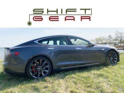 used Tesla Model S P85D AWD 700hk Opticoatad 1 äg -15