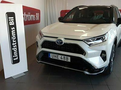 begagnad Toyota RAV4 Plug-in Hybrid AWD Style Premium Navi Drag JBL 2021, SUV Pris 589 000 kr