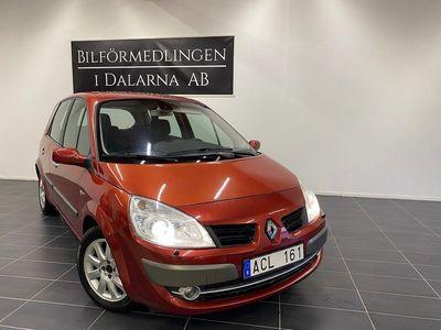 begagnad Renault Scénic 2.0 Turbo 163hk Drag Ny Kamrem