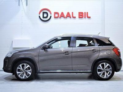 begagnad Citroën C4 Aircross 1.6 114HK 4WD DRAG PANORA