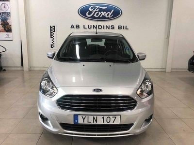 begagnad Ford Ka Plus Trend 5D 1,2 85hk Manuell