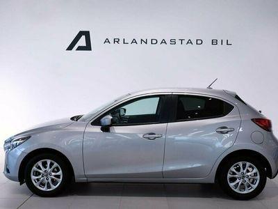 begagnad Mazda 2 1,5 90hk Aut / 1års garanti / Nav
