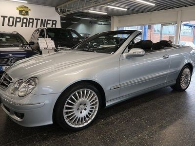 begagnad Mercedes CLK280 Cabriolet Sport 3.0 231
