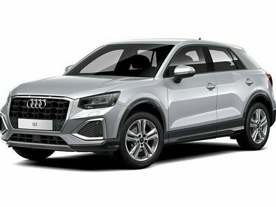 begagnad Audi Q2 35 TFSI 150 hk S-tronic Advanced