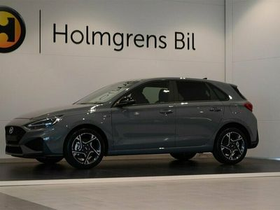 begagnad Hyundai i30 5-Dörrars 10 T-GDi MHEV N Line