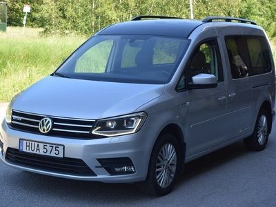second-hand VW Caddy Maxi Life 1.4 TGI CNG DSG Eu -17