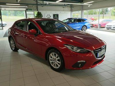 begagnad Mazda 3 2.0 Vision SKYACTIV-G Euro 6 120hk