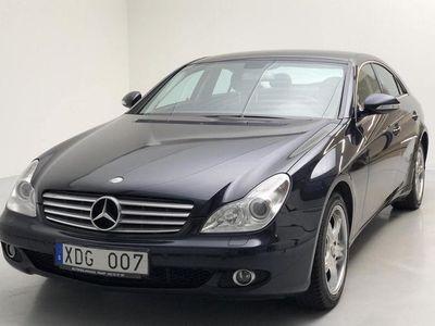 begagnad Mercedes CLS350 2005, Sportkupé 80 000 kr