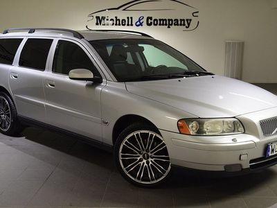 begagnad Volvo V70 2.4 AUT KOMBI ACC 2005, Kombi 59 000 kr