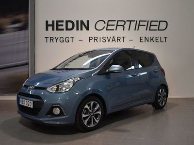 used Hyundai i10 1,2 87Hk Premium 5D