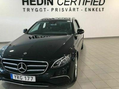 begagnad Mercedes E200 - Benzd 9G - Tronic Euro 6 150hk