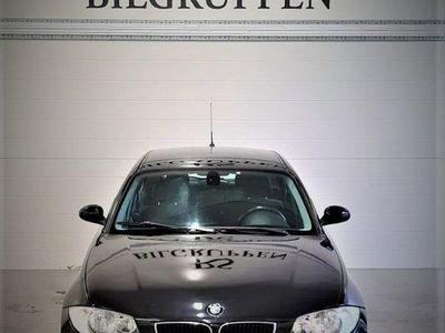 begagnad BMW 120 D Advantage,Comfort 163hk NyBesikstad