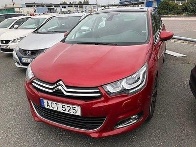 begagnad Citroën C4 C4BlueHDi (120hk) Feel