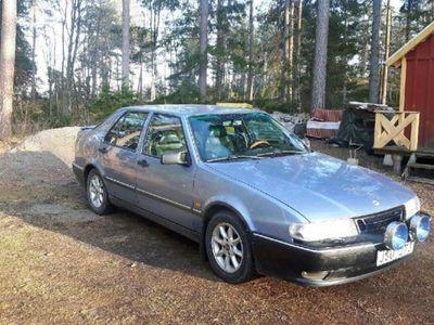 begagnad Saab 9000 2,3 turbo -96