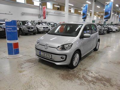 begagnad VW up! 1.0 Drive Ny Servad Välvårdad