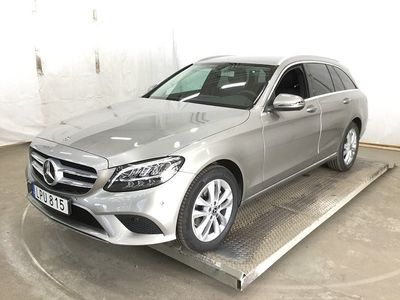 brugt Mercedes 220 C9G-Tronic Euro 6 194hk