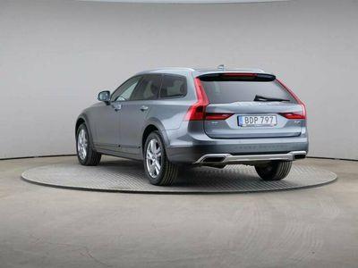 begagnad Volvo V90 Cross Country D4 Awd Business Advanced Aut Voc Läder